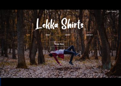 lekkashirts.co.za